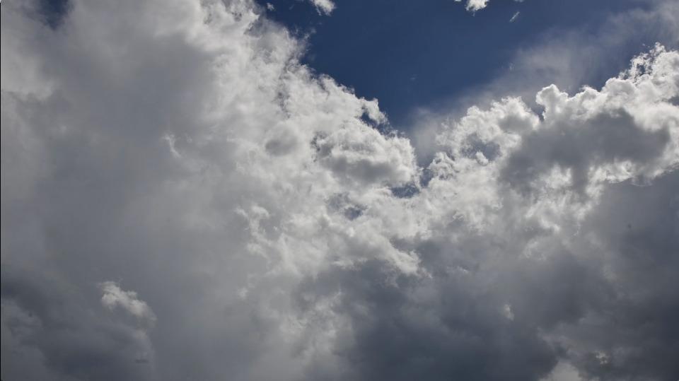 雲インターバル撮影