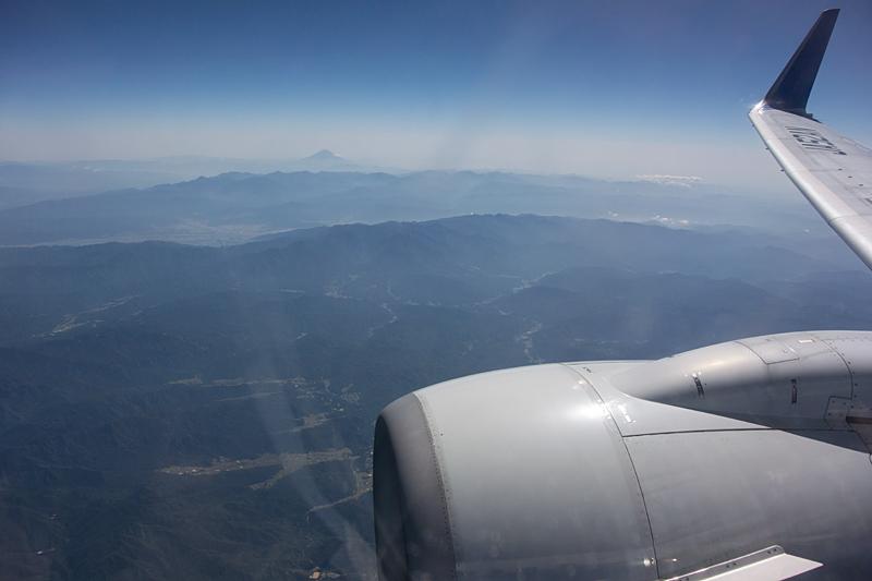 2013 北海道 道東 飛行機