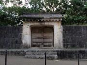 園比屋武御嶽石門(そのひゃんうたきいしもん)
