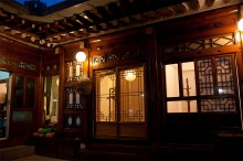 伝統料理の店