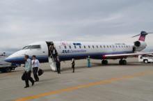CRJ700 in Sendai