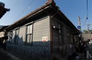 旧名柄郵便局 局舎
