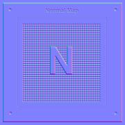 ノーマルマップサンプル