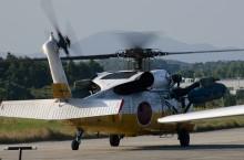 帰投 UH-60J