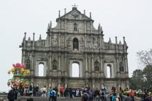 聖ポール天主堂跡