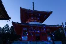 テスト中の大塔