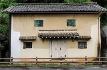旧川之石庄屋跡土蔵