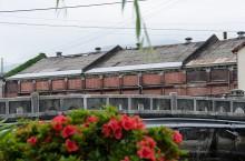 東洋紡績赤レンガ倉庫跡