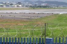 松山空港RW10