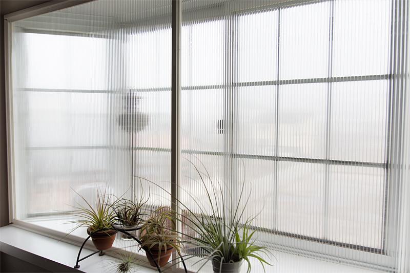 簡単内窓で結露対策