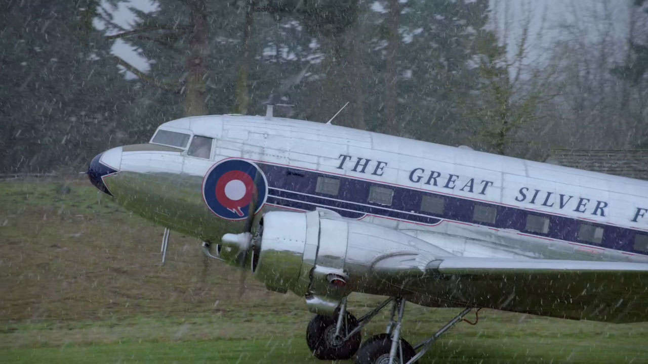 The Great Silver Fleet Douglas DC-3