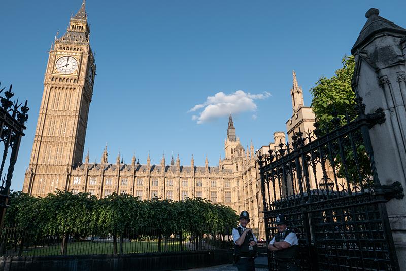 いつまでも暗くならないロンドン イギリス旅行-7
