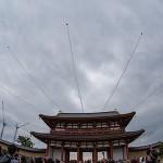 奈良基地開設60周年記念 x ブルーインパルス