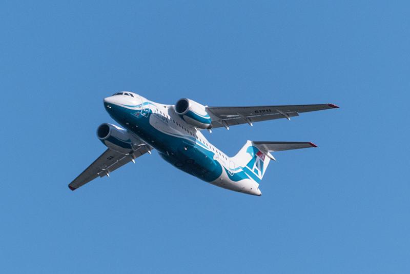 アンガラ航空:アントノフ148