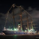 神戸帆船フェスティバル 夜