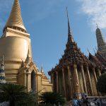 バンコク寺院巡り -タイ1