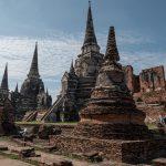 アユタヤ寺院巡り -タイ2