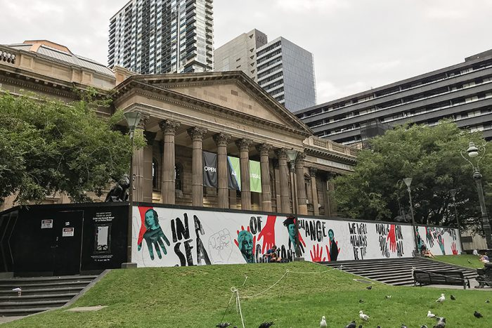 State Library of Victoria(ビクトリア州立図書館)