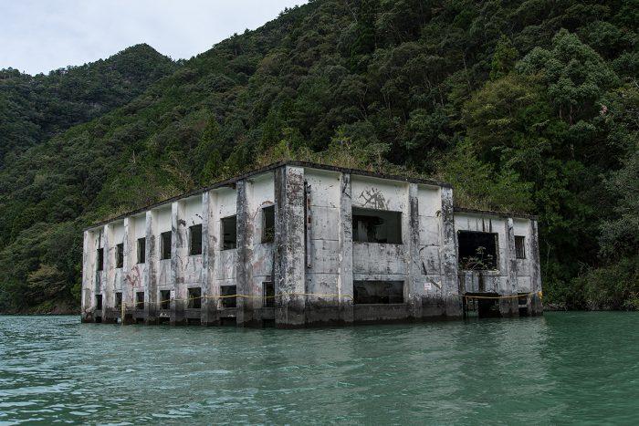 旧摺子発電所