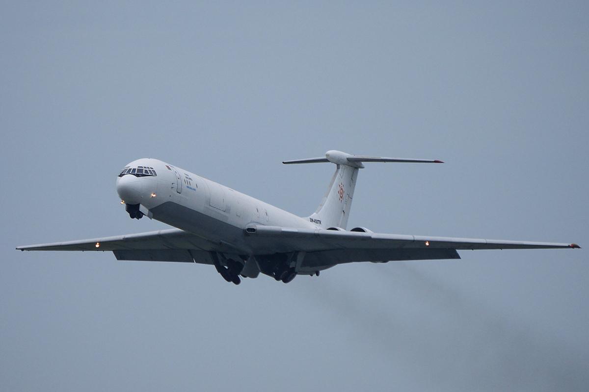Il-62(イリューシン62)EW-450TR