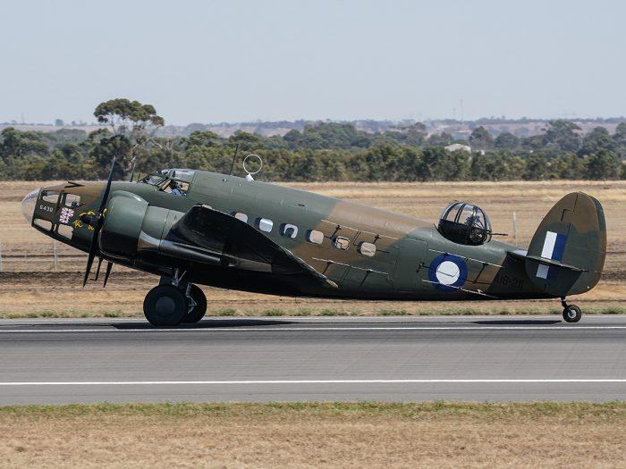 Lockheed Hudson A16-112