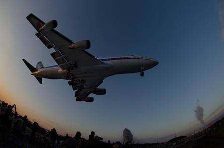 747伊丹イベント