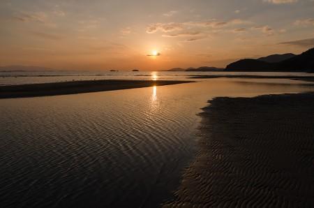 新舞子浜(兵庫県たつの)1